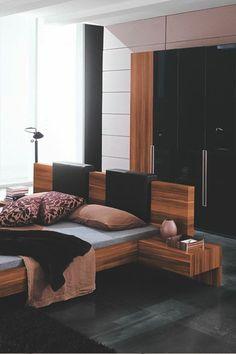 meubles en bois, interieur de couleur taupe