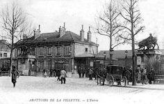 Les anciens abattoirs de la Villette