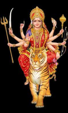 Maa Durga Image, Durga Kali, Shiva Hindu, Hindu Art, Krishna, Maa Durga Hd Wallpaper, Ambe Maa, Money Images, Shiva Shankar