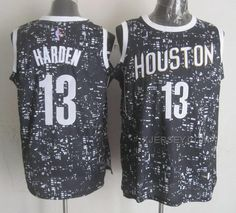 http://www.xjersey.com/rockets-13-james-harden-black-city-luminous-jersey.html Only$40.00 #ROCKETS 13 JAMES HARDEN BLACK CITY LUMINOUS JERSEY #Free #Shipping!