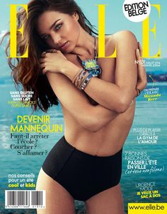 Elle Belgique Cover with the Celebrity Miranda Kerr shot by the fashion photographer Xavi Gordo represented by 8AM -  8 Artist Management  | #artistmangement #fashion #editorial #Elle #8artistmanagement #xavigordo ★★ 8AM / 8 Artist Management ★★  more photos in http://8artistmanagement.com/