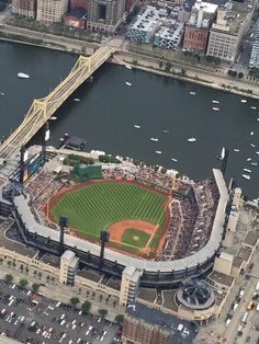 Baseball Park, Pirates Baseball, Baseball Field, Pittsburgh Sports, Pittsburgh Pirates, Pnc Park, Mlb Stadiums, Shea Stadium, Sports Stadium