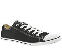 Conver Chuck Taylor All Star Slim Black,Black,7 « Impulse Clothes