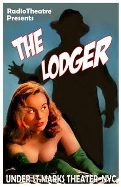 Radiotheatre's THE LODGER, NYC www.radiotheatrenyc.com