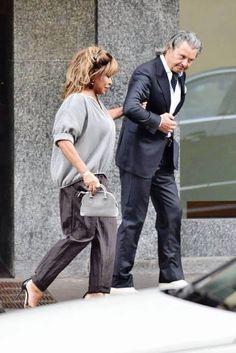 Tina Turner, April '15!!!