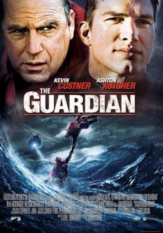 Jede Sekunde zählt - The Guardian * IMDb Rating: 6,7 (51.872) * 2006 USA * Darsteller: Kevin Costner, Ashton Kutcher, Sela Ward,
