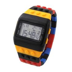 Lego Fashion Watches