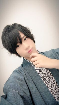 Actors & Actresses, Dreadlocks, Japanese, Hair Styles, Stage, Beauty, Anime, Hair Plait Styles, Japanese Language
