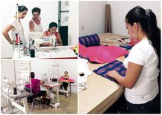 Amber Sellers' Quality Skills Center keeps Mexican artisans and skilled apprentices working. (http://www.apparelnews.net/news/2014/apr/17/quality-skills-center-artisan-driven-boutique-prod/) #Amber #Sellers #Quality #Skills #Center #Mexican #Artisans #Mexico #Skilled #Apprentices #Boutiques  #ApparelNews