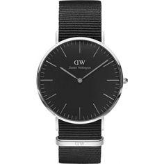 Daniel Wellington DW00100149 Classic Black Cornwall 40mm Watch