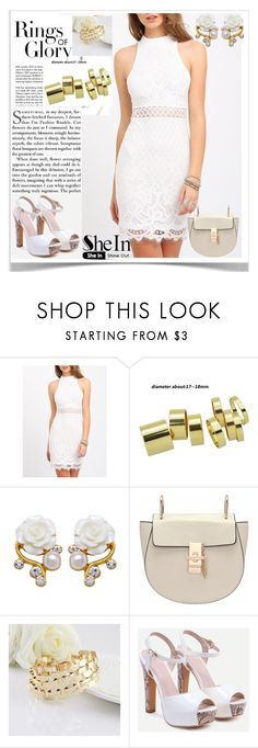 """8#SheIn"" by kiveric-damira ❤ liked on Polyvore featuring Tiffany & Co."