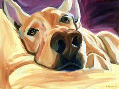 Dog Art Image