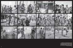 Eddie Adams photographie la violence qu'autorise la guerre civile et politique.