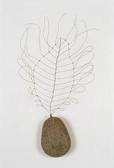 Mari Andrews . . wire & stone