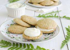 Cookies de calabacín para #Mycook http://www.mycook.es/receta/cookies-de-calabacin