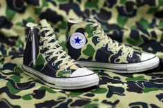 Craft for Converse: DIY Techniques for Your Pair of Sneakers