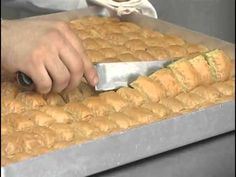 How To Make Baklava - 3 - YouTube