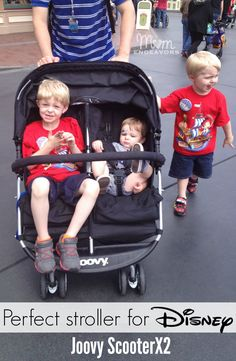 The Perfect Stroller for Disney trips! - Double Stroller - Ideas of Double Stroller - The Perfect Stroller for Disney trips! Disney Vacation Planning, Disney World Vacation, Disney Trips, Disney Vacations, Disney Parks, Best Twin Strollers, Double Strollers, Baby Strollers, Double Stroller Reviews