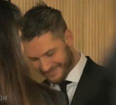Tom Hardy at the VES awards in 2011. Because I love that hair. :)Exploring Tom Hardy