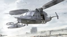 VH-08X Aethon in action ! by VindiCaToR285.deviantart.com on @DeviantArt