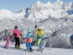 Skiurlaub in Ramsau am Dachstein Steiermark Schladming Österreich