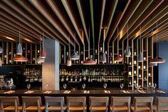 L'architettura e gli interni fanno da cornice acibi e cocktaildi pregio, definendo quelli che sono i localipiù belli al mondo...