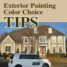 Choosing the right colors for Exterior House Painting in CT can be a challenge. Many locals rely on our 25 years of house painting experience to help them choose. House Paint Exterior, Exterior Paint Colors, Exterior House Colors, Interior And Exterior, Decks And Porches, Beautiful Architecture, Diy Home Improvement, House Painting, Curb Appeal