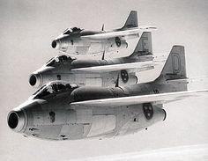 """Royal Swedish Air Force SAAB J29 """"Tunnan"""" (""""The Barrel"""")"""