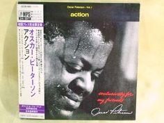 CD/Japan- OSCAR PETERSON Vol.1 - Action w/OBI RARE MINI-LP 1963 UCCM-9001 #Bebop