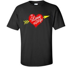 Couples Valentines Day Shirt I Love My Wife Heart Arrow t-shirtFind out more at https://www.itee.shop/products/couples-valentines-day-shirt-i-love-my-wife-heart-arrow-t-shirt-custom-ultra-cotton-b01n6lw25m #tee #tshirt #named tshirt #hobbie tshirts #Couples Valentines Day Shirt I Love My Wife Heart Arrow t-shirt