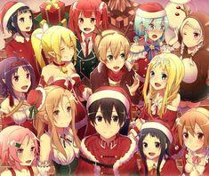 phillia and strea are still misding Tv Anime, Anime Plus, Kirito Asuna, Kunst Online, Online Art, Kirito Sword Art Online, Sword Art Online Movie, Kawaii, New Year Anime