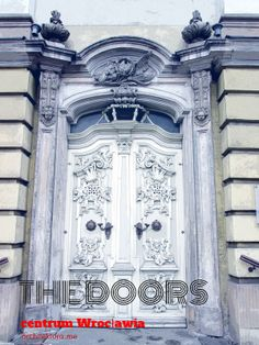 THE DOORS / centrum Wrocławia
