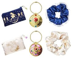 This hair accessory kit. | Community Post: 20 Sailor Moon Beauty Products That Will Slay You