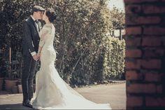 婚紗影像/Pre-Wedding Photo Couple:薇萱&偉祥 禮服:紗麗雅婚紗工作室 西服:七顆梨西服工作室 造型: 2026 Studio黃小敏 Photography by: 包子葉