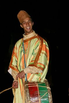 Musician . Morocco