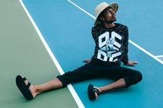 Opening Ceremony Fall 2014 Editorial Featuring Raury | Styled by Wish