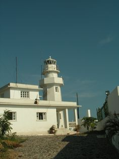 Punta Campos lighthouse [? - Manzanillo, Colima, Mexico]