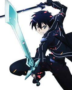 Kirito 2/Sword Art Online by ZerolShikumai.deviantart.com on @deviantART