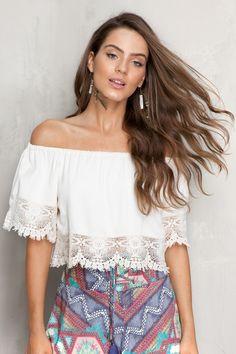 Blusa cigana | Dress to