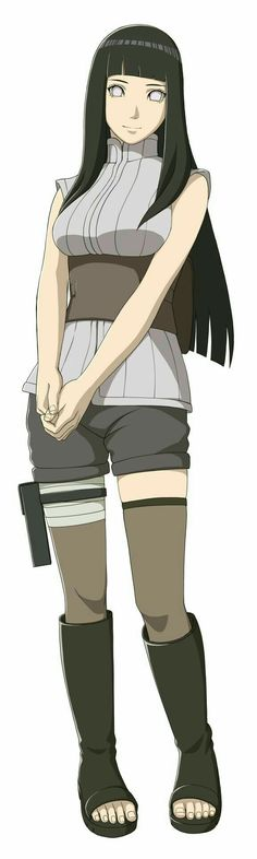 Hinata, The Last