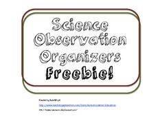 Science, Writing and the Great Outdoors:  Observation Grap