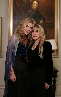 American Horror Story Lily Rabe and Stevie Nicks