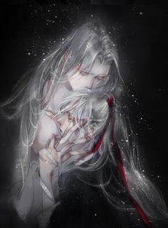 Ver ..white hair (?)