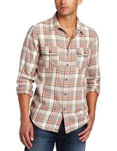 Joe's Jeans Men's Relaxed Western Shirt: Amazon.com: Clothing