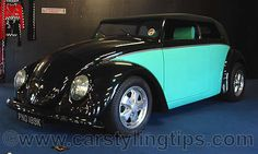 This is Part II of the picturegallery of Volkswagen (VW) Beetle modifications throughout the years from the net. As if theiconicGerman bug with the most recognizable design in history needs further design modifications; some people from around the globe still thought that the regular bug design w