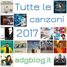 Tutto l'italiano con le canzoni di adgblog 2017 | Adgblog