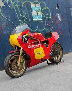 Ducati DDT Pantah 1982