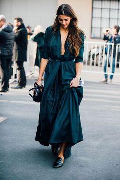 Confira alguns looks de moda rua direto da Semana de Moda de Milão!