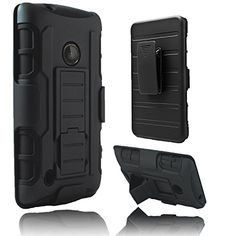 Nokia lumia 635 Case, StarShop™ Nokia lumia 635, Nokia lumia 630 iRobot Dual Layer Holster Case with Kickstand... http://www.smartphonebug.com/accessories/12-best-nokia-lumia-630-cases-and-covers/