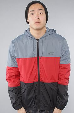 The Magnus Jacket in Blue Graphite by WeSC